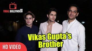 Vikas Gupta Brother At Suyyash Rai Live Concert 2018  Viralbollywood