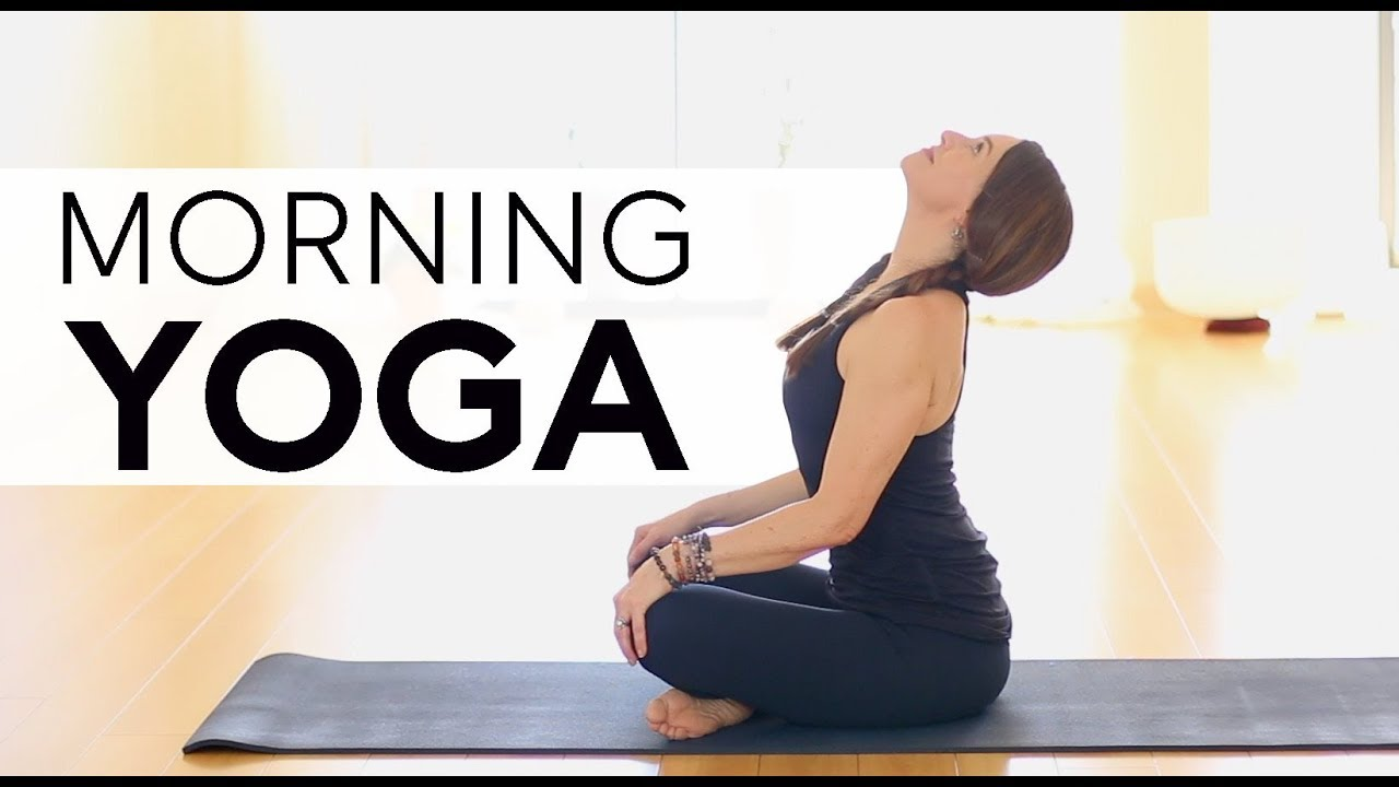 Morning Yoga Stretch (10 min Stretching Exercises ...