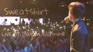 Jacob Sartorius Sweatshirt Live At Magcon Baltimore.mp3