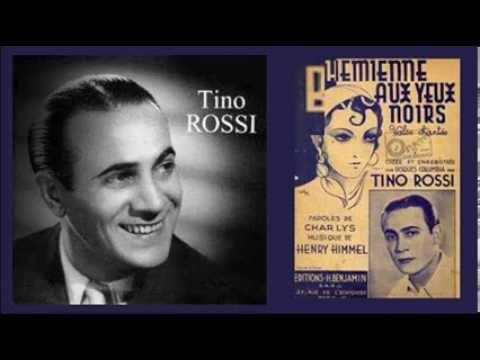 Bohémienne aux yeux noirs - Tino Rossi