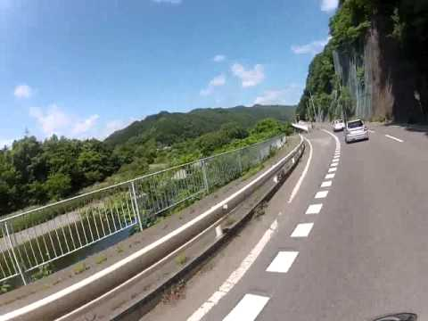 Route 106 to Morioka Japan, Iwate Prefecture Part 1