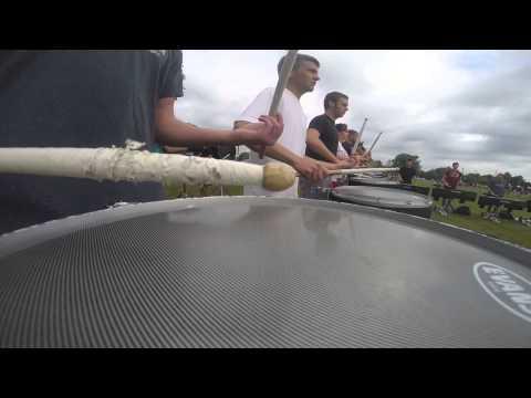 Double Beat - CMU Drumline
