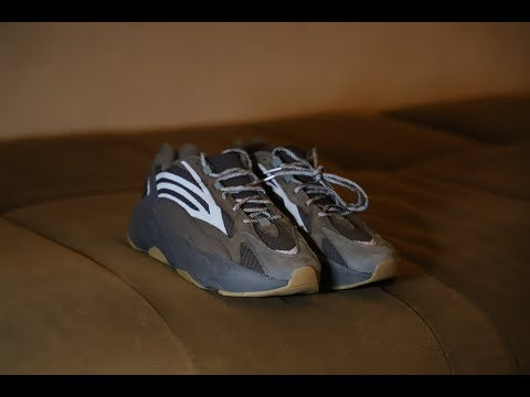 4676bee6f ADIDAS YEEZY BOOST 700 GEODE REVIEW - YouTube