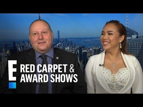 """90 Day Fiance"" Stars David & Annie Talk Larissa and Colt | E! Red Carpet & Award Shows"