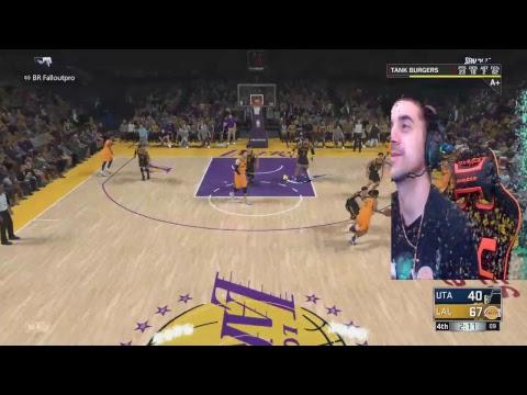 NBA2K18-- MONACO--THE DEER GOD-WARHAMMER-VAN HELSING THE INCREDIBLE