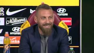 [BEST] Of Daniele De Rossi - Conferenza stampa di addio!! #DanieledeRossi