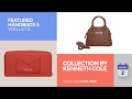 Collection By Kenneth Cole Featured Handbags & Wallets
