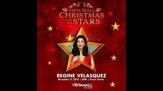 Regine Velasquez - Can't Stop The Feeling [Regine Velasquez at Vista Mall Sta. Rosa]