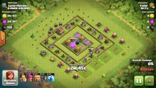 #worst base EVER for townhall 8