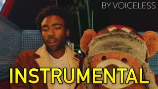 Childish Gambino - 3005 (Instrumental) Mp3
