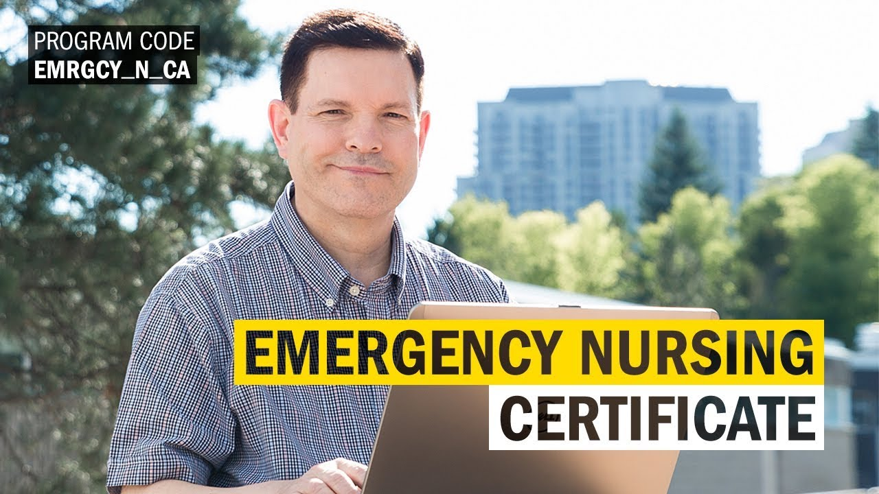 Emergency nursing certificate program youtube emergency nursing certificate program xflitez Images
