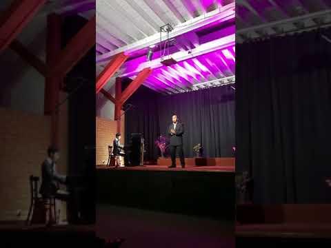 Questo amor vergognia mia (Franck) -G.PUCCINI - performed by RAHF (Baryton)