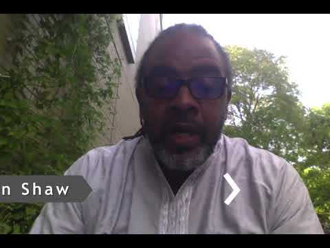 Dr. Nolan Shaw: Okunini Ọbádélé Kambon Foundations of Kmtyw Thought Course Testimonial Video