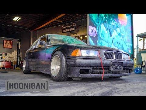 [HOONIGAN] DT 055: $350 BMW E36 Gets eBay Coilovers