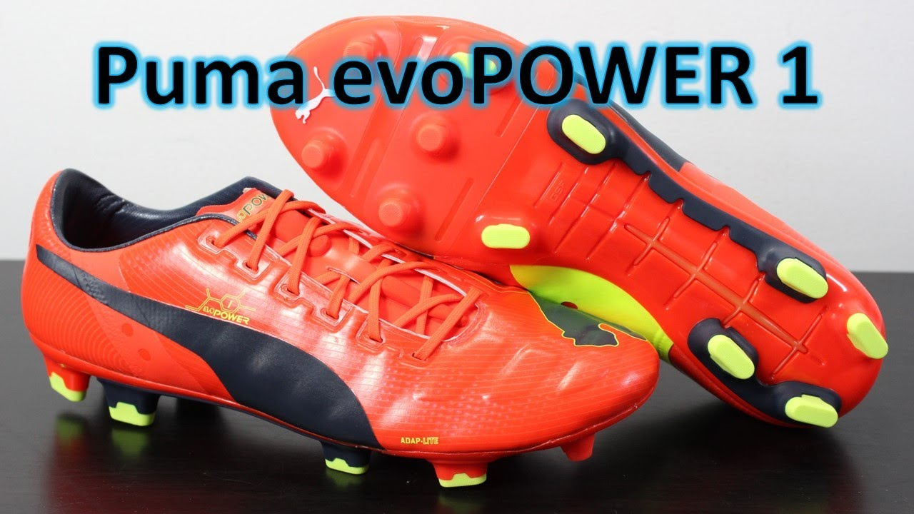 Puma evoPOWER 1 Peach Ombre Blue Yellow - Unboxing + On Feet - YouTube 79a401fa37c4