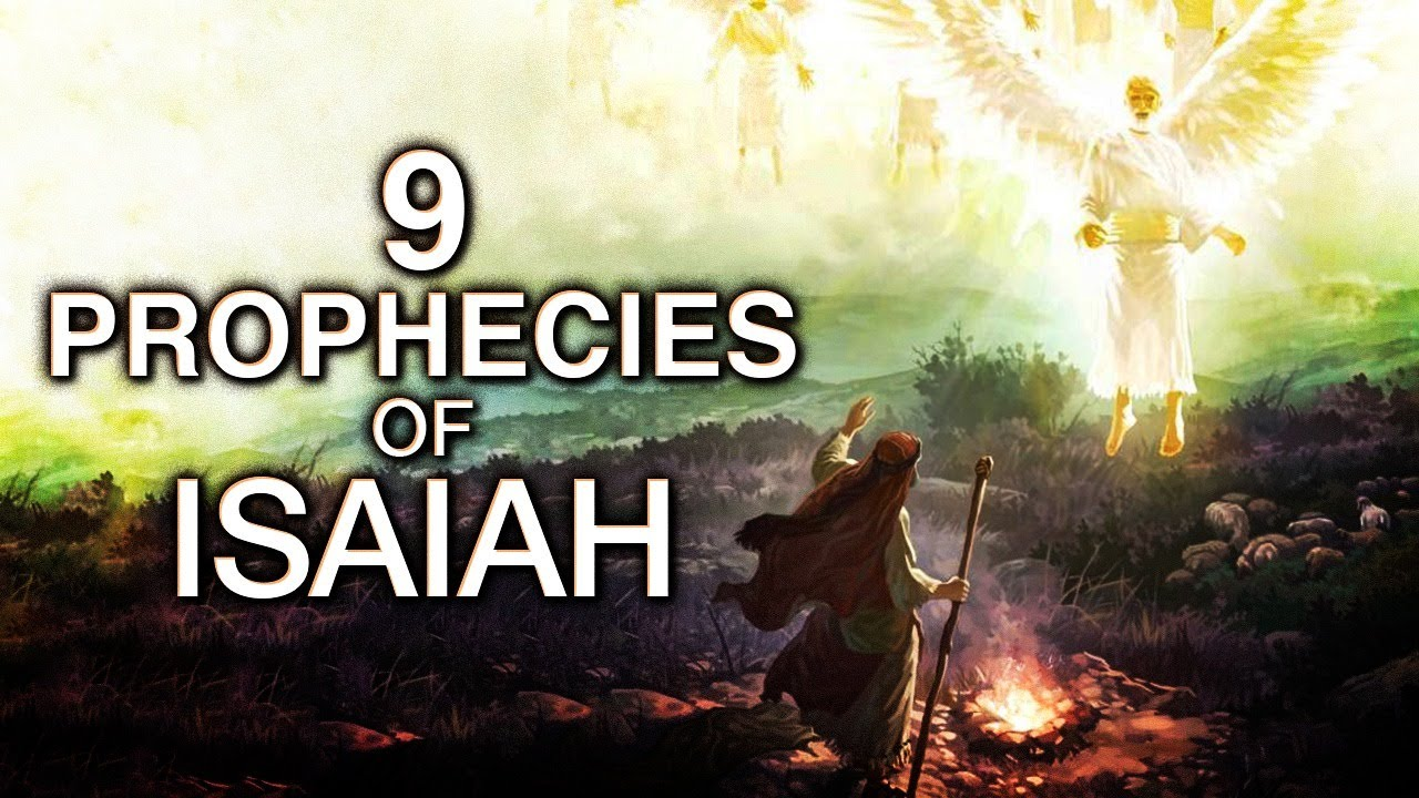 The 9 FULFILLED Prophecies Of Isaiah! - The Accuracy of Bible Prophecy (This May Surprise You)