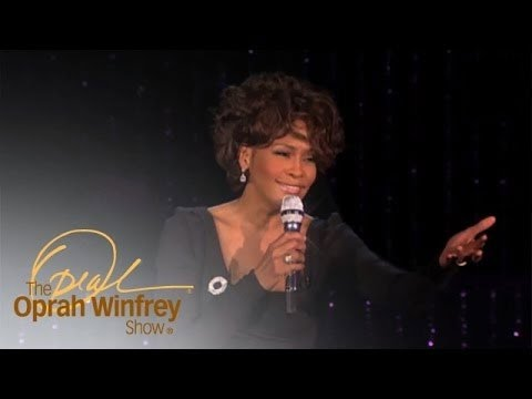 Whitney Houston Performance | The Oprah Winfrey Show | Oprah