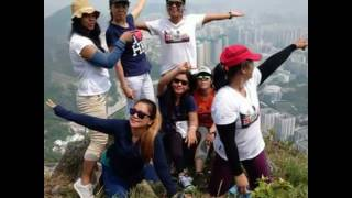 SUICIDE CLIFF,  KOWLOON PEAK ,HONGKONG