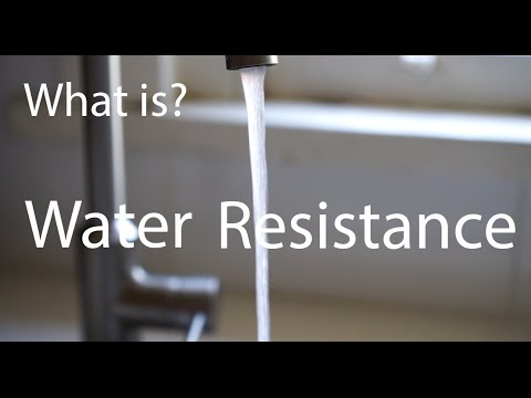 What is: Water Resistance? (IP Code)