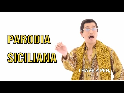 PPAP PARODIA SICILIANA