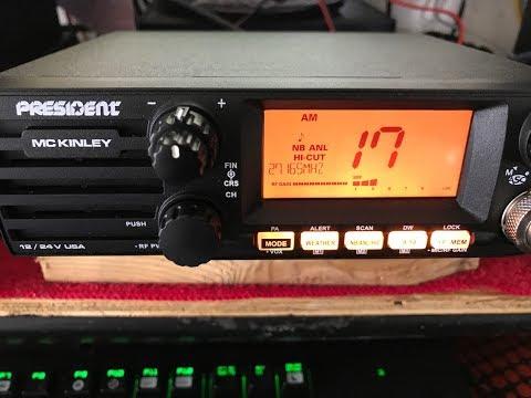 president mckinley radio 385 skipland friday night