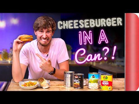 CANNED FOOD   Taste Tests & Chef Hacks Vol. 2