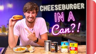 CANNED FOOD | Taste Tests & Chef Hacks Vol. 2