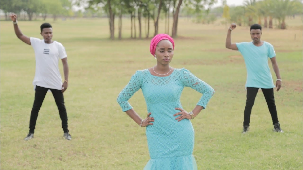 Download Mujadala Remake 2018 Umar M. Sharif Abdul M. Sharif Video  Song 2018 Ft. Bilkisu Shema