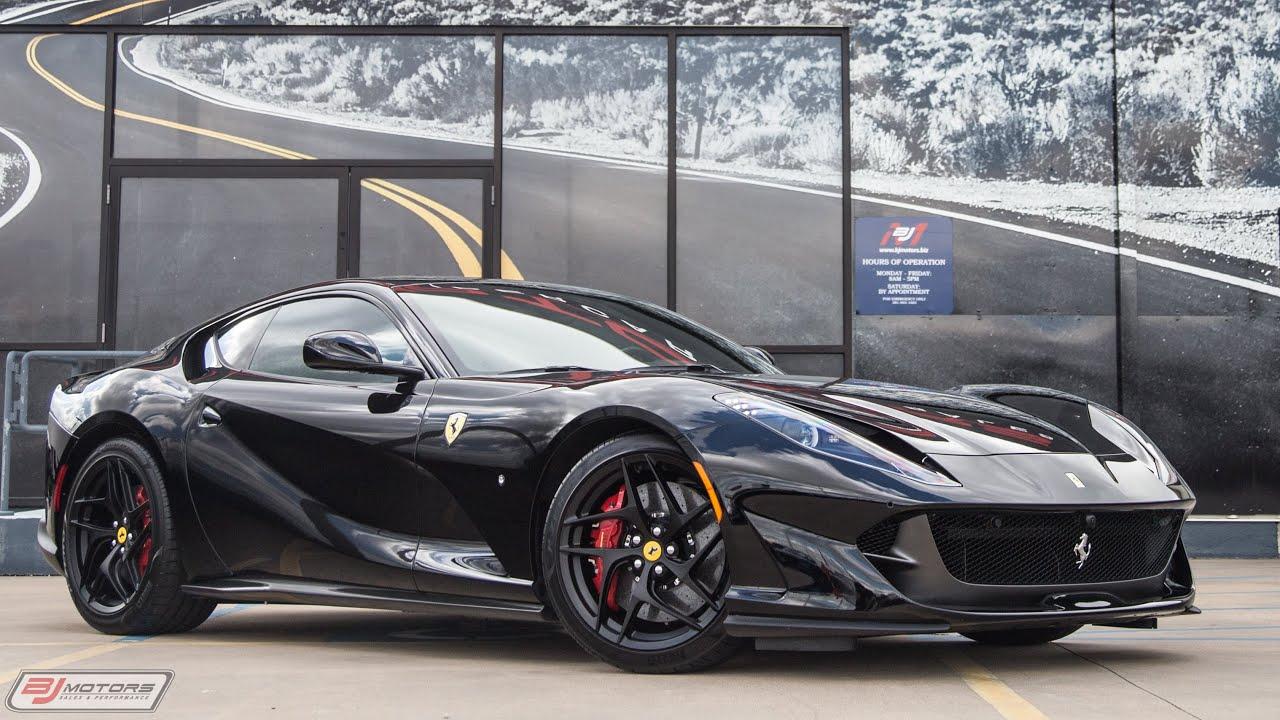 2018 Ferrari 812 Superfast Youtube