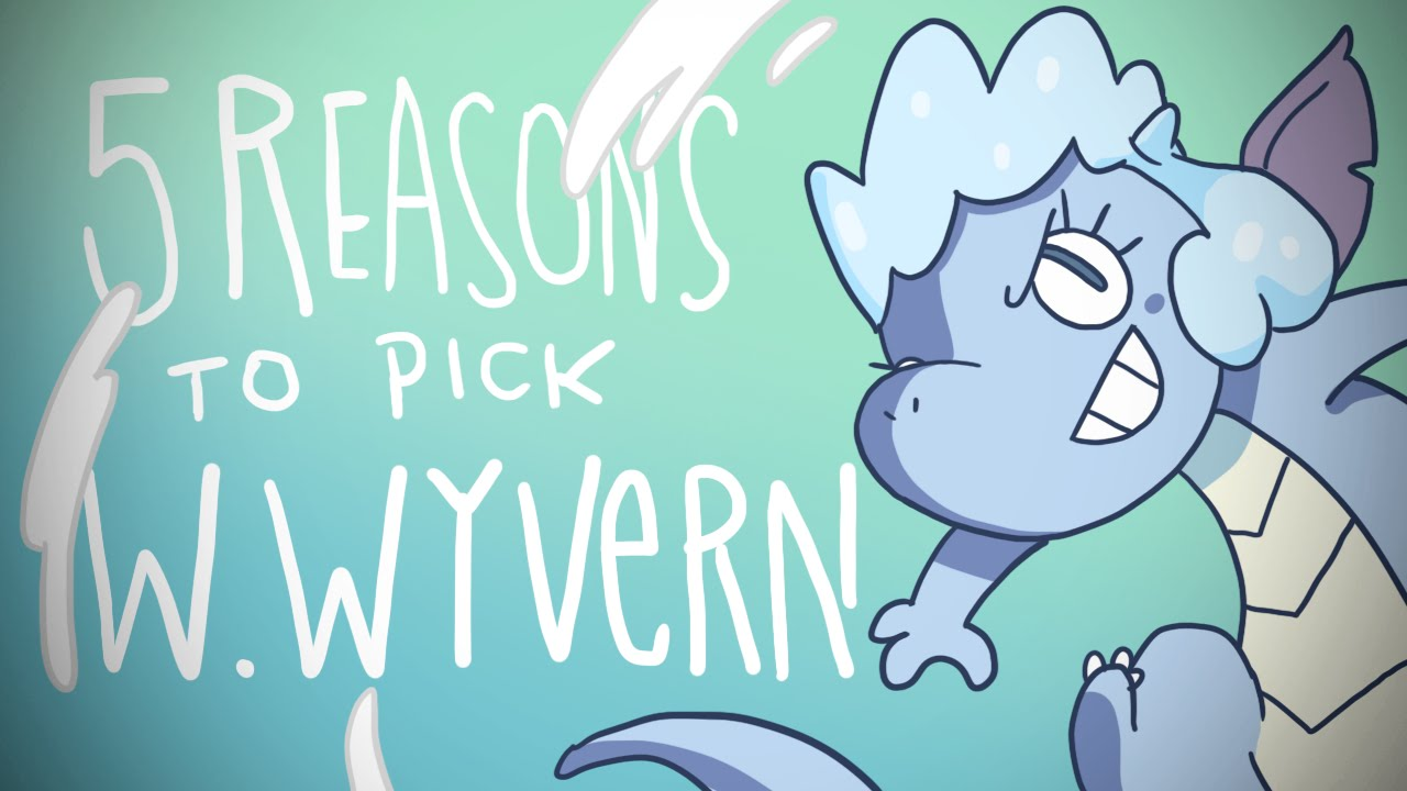 5 REASONS TO PICK WINTER WYVERN