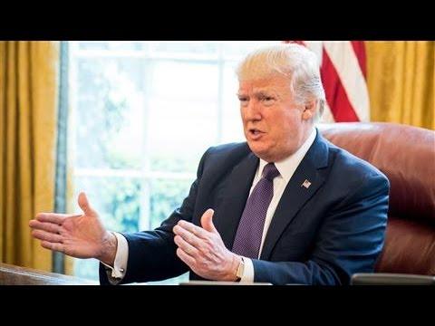 Trump Sees North Korea as Top Threat
