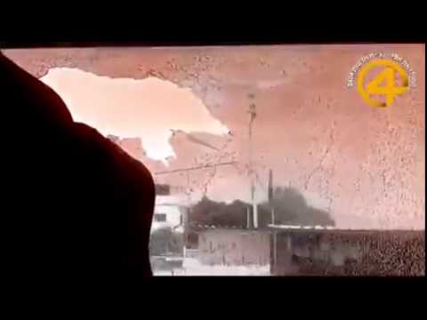 Attack on bus of kids in Jordan Valley
