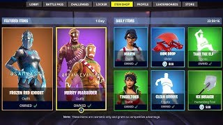 *NEW* FORTNITE ITEM SHOP COUNTDOWN! December 21st - New Skins LIVE! (Fortnite Battle Royale)