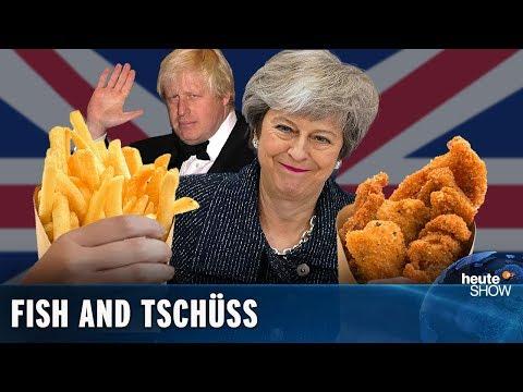 Brexit: Liebe Briten, jetzt haut endlich ab! | heute-show vom 15.03.2019