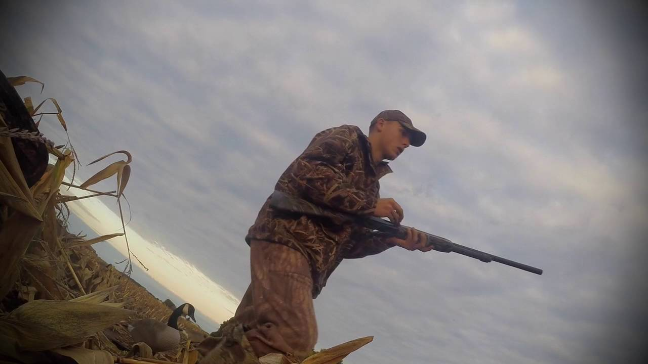 Delightful Wisconsin Goose Hunting. Dunn Outdoors