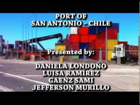 PORT OF SAN ANTONIO CHILE