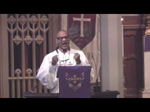 The Rev Kirk Whalum: Calvary Lenten Preaching Series: 3142017