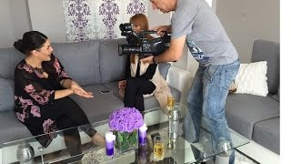 Vlog ! Face TV ,intervju  i Dino  ❤SabrinaTubic