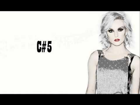 Perrie Edwards (Little Mix) Vocal Range: C#3 - A5 - B5(E6)