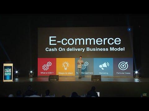 3. Saad Chawki Cash On Delivery business model [In Arabic] - الدفع نقدًا عند التسليم - نموذج العمل