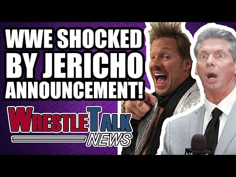 Kenny Omega SHOOTS On WWE! WWE SHOCKED By Chris Jericho NJPW Match! | WrestleTalk News Nov. 2017