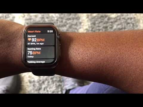 How To Check Your Heart Rate On Apple Watch