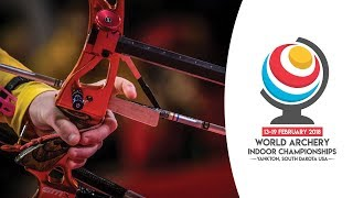 Recurve highlights | Yankton 2018 World Archery Indoor Championships