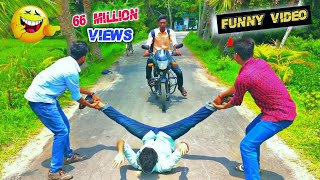 Indian New funny Video😄-😅Hindi Comedy Videos 2019-Episode-7--Indian Fun || Mithu & Pranto