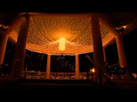 Gazebo Lighting Designs - YouTube