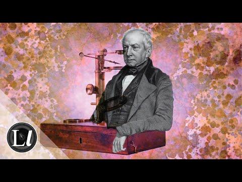 Robert Brown's Microscope