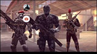 Como sacar Rachas/Apoyo/Ayuda | En Mc5|Modern Combat 5