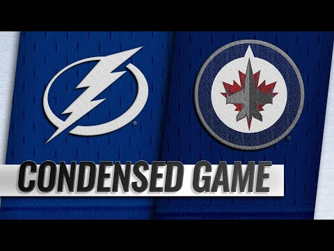 12/16/18 Condensed Game: Lightning @ Jets