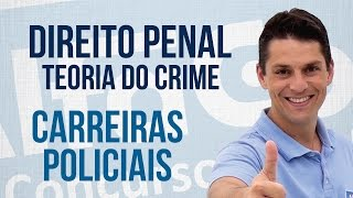 Teoria do Crime - Direito Penal - AlfaCon