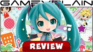 Hatsune Miku: Project Mirai DX - Video Review (3DS)